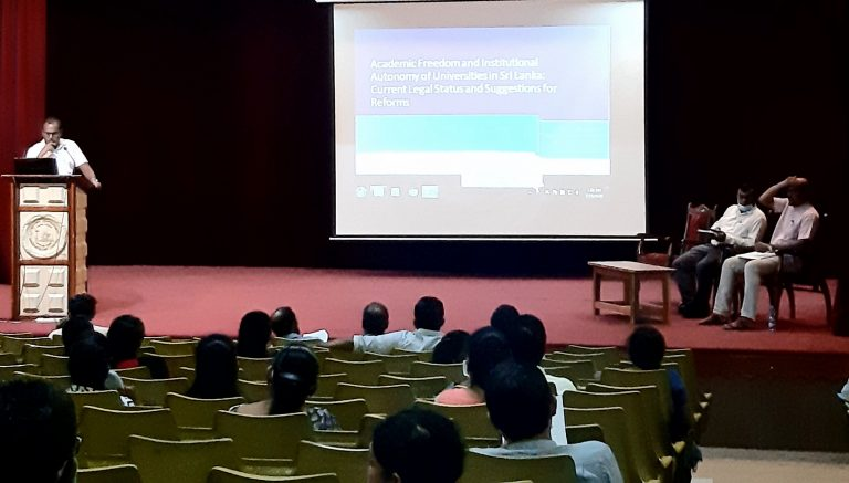 A  lecture delivered by Dr.K.Kuruparan